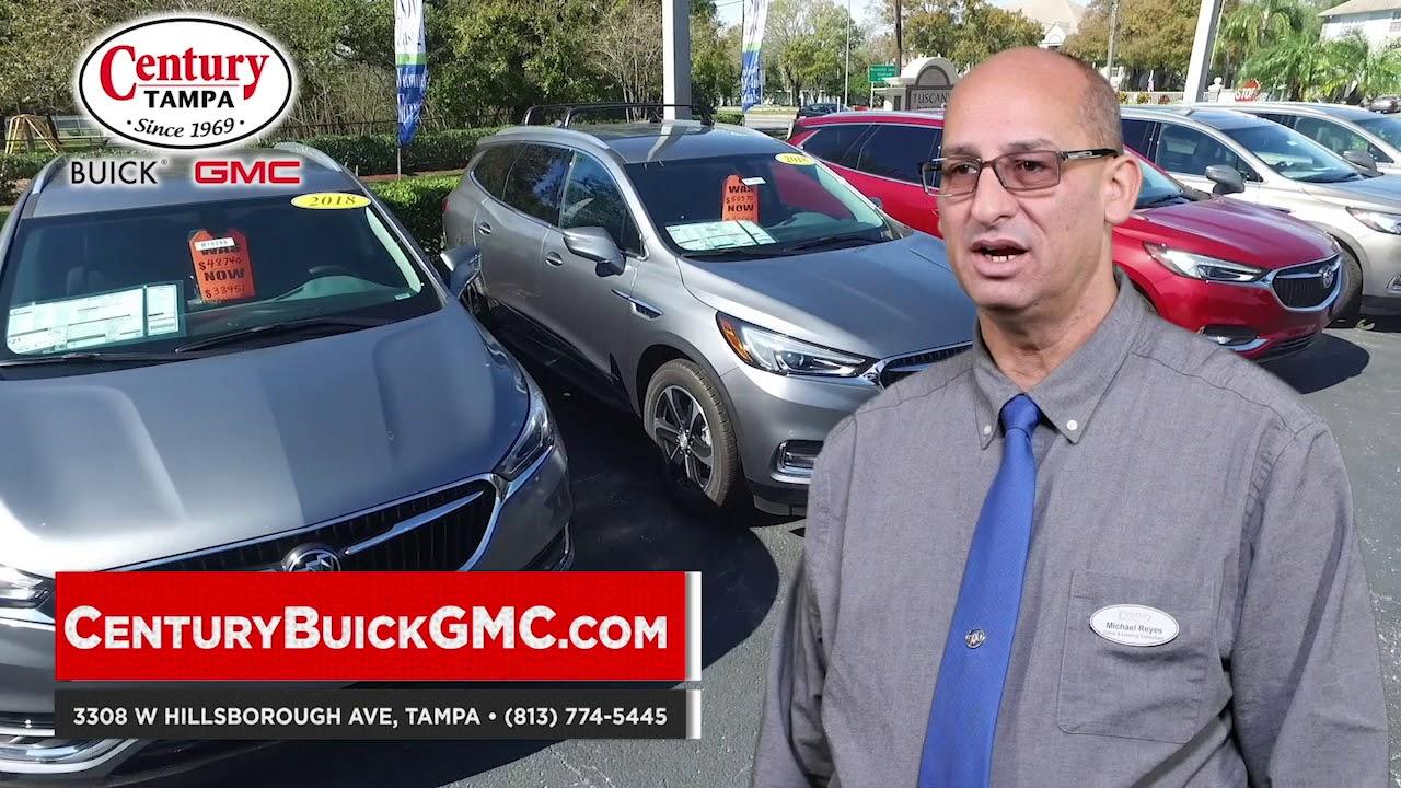 Century Buick Gmc Tampa Fl >> Meet Michael Reyes At Century Buick Gmc In Tampa Fl