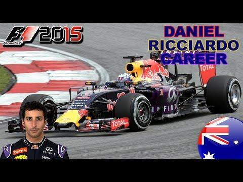F1 2015 Career Mode Season 2   Daniel Ricciardo - Part 1 Australian GP