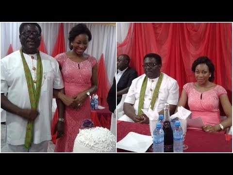 Imo state deputy governor Prince Eze Madumere weds for the 3rd time (photos)