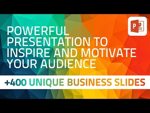 Trust Business PowerPoint Presentation Template  - Old Version -