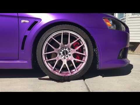 How to clean plasti dipped wheels