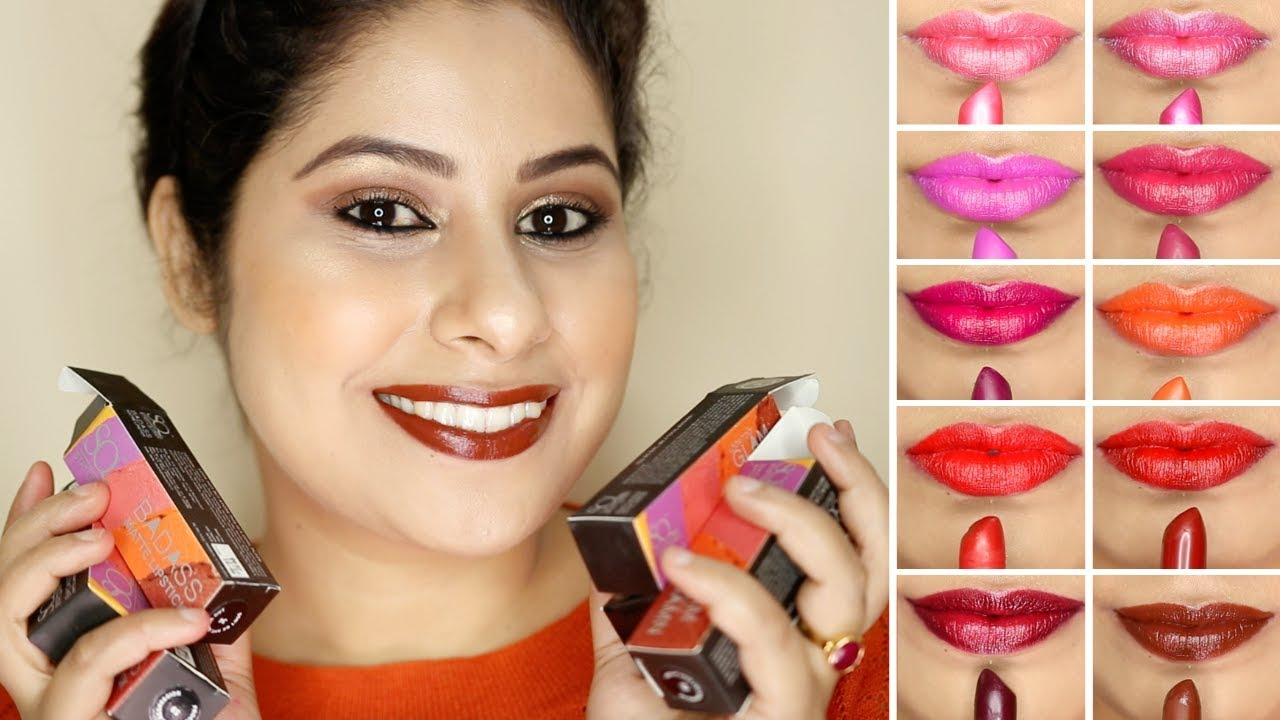 Best Budget Lipsticks Under Rs.300- Available In India – Our Top 10 pics