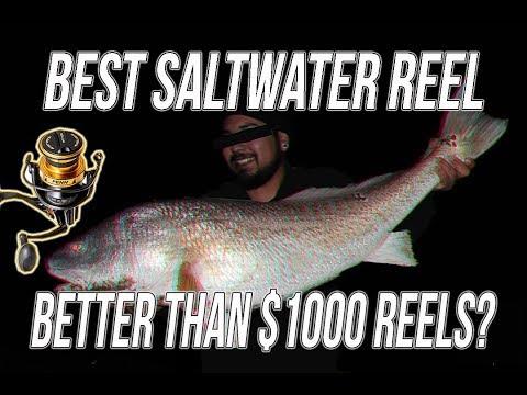 NEW BEST Saltwater Fishing Reel?!! Penn Spinfisher VI Surf Fishing Reel