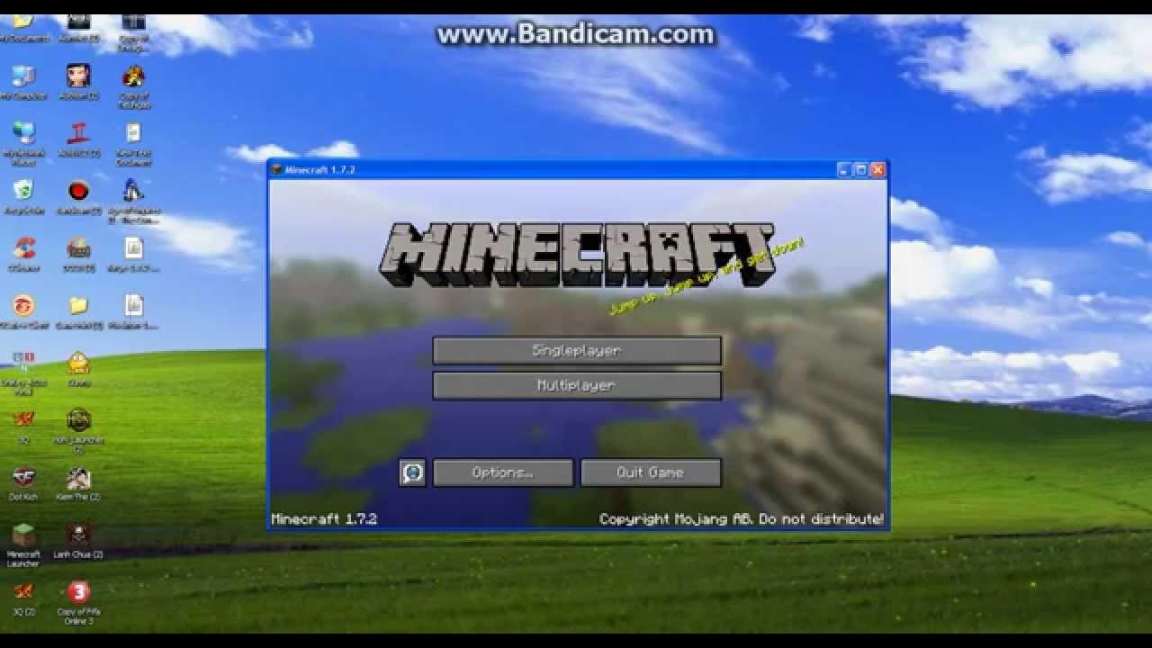 Hướng Dẫn Cài Đặt Minecraft pixelmon 1.7.2