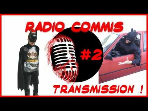 Radio Commis #2 - La Transmission de la culture Comics !
