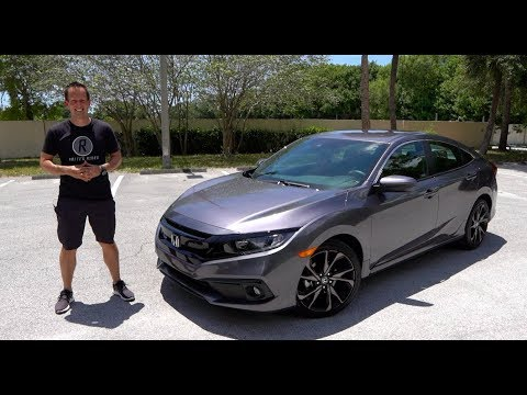 Is the 2019 Honda Civic Sport the RIGHT compact car to BUY?