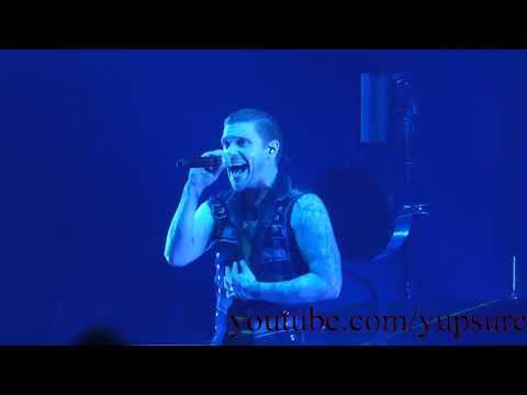 Shinedown - Get Up - Live HD (BB&T Pavilion)