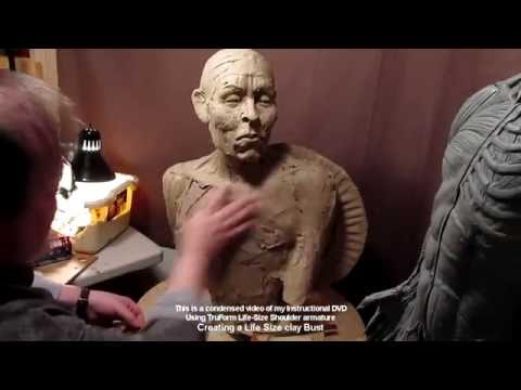 David Lemons Instructional DVDs on Sculpting