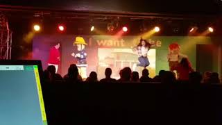 I Want To Be- Fireman Sam- Butlins Minehead October 2016