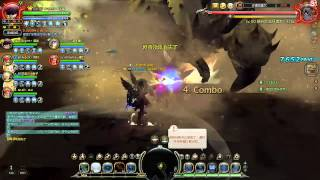 Desert Dragon Nest - Stage 1 to Golem - 6-man party