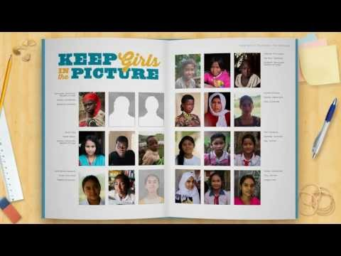 Keep Girls in the Picture: A Yearbook for Girls' Education