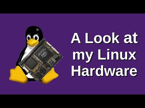 A Look at My Linux Hardware