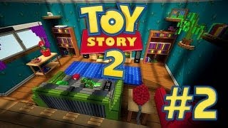 Toy Story: MINECRAFT - Mapa de Aventuras Con Mi Hermana - Episodio 2