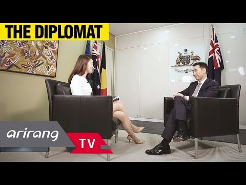 [The Diplomat] Ep.1 - Australian Ambassador James Choi, a bridge builder and a communicator!