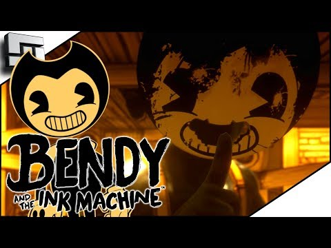 Chapter 2 Begins! Bendy and The Ink Machine Gameplay  E2