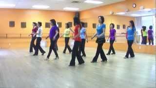 Historia de un Amor - Line Dance (Dance & Teach in English & 中文)