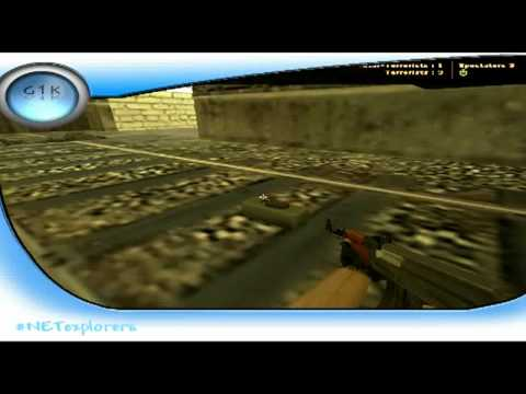 Counter-Strike 1.6 pro playing - g1k (no pubs)