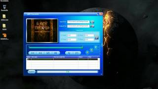 Converting video to AMV for Craig MP3/MP4 players