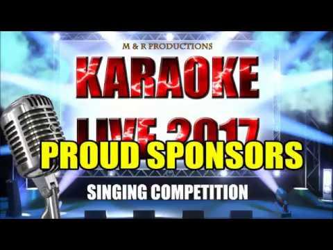 KARAOKE LIVE 2017 SPONSORS