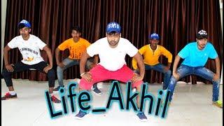 Life | Akhil | Dance | Rockzone choreography | Latest Punjabi Song