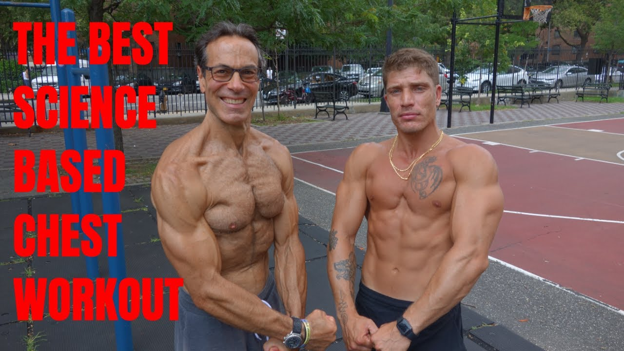 The Best Science Based Chest Workout | That's Good Money