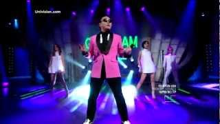 Psy Gangnam Style, En Vivo Sabado Gigante, Primera Vez en Latino TV 12-8-12.mp3