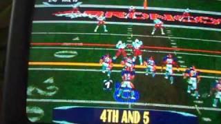 NFL Blitz 2001: FULL GAME for ps1... DENVER BRONCOS vs Arizo