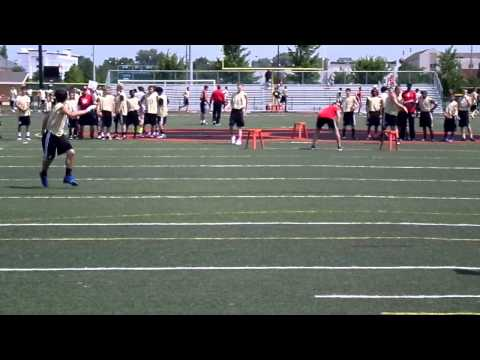 Jackson Snell, FBU, Top Gun Wide Receiver 2014, Class of 2018 Francis Howell Central, Play 6