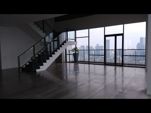 VERDE Apartment Grand Penthouse with Private Pool - Apartemen Verde Jakarta