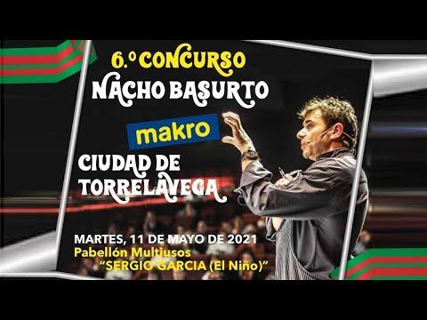 6º Concurso de cocina Nacho Basurto, ciudad de Torrelavega 2021