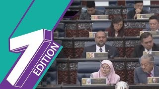 First Order Is Anwar's Swearing-In Ceremony