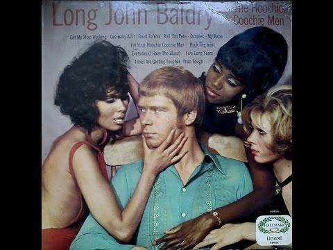 LONG JOHN BALDRY & THE HOOCHIE COOCHIE MEN - Long John Baldry & The Hoochie Coochie Men (FULL VINYL)