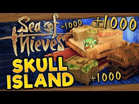HUGE TREASURE HAUL | Sea Of Thieves #2
