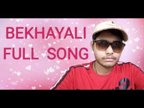 bekhayali-full-video-song---kabir-singh-song---shahid-kapoor---bekhayali-mein-bhi-tera-by-ashish