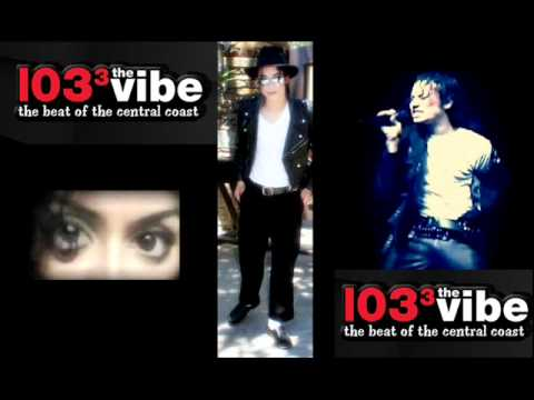 1033 THE VIBE Interview with MJ Tribute Artist Jeffrey Perez