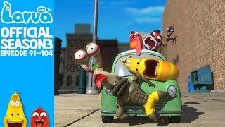 Film larva | Larva best funny | Larva episode baru