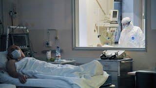 Жесткие ограничения в Казахстане Стабильный рост заболевших в России Коронавирус в СНГ
