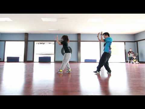 Anthony Lee & Janice Kang Choreography  Hey, Soul Sister  Train