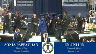 Commencement 2018 (Afternoon Edition) - John Jay College