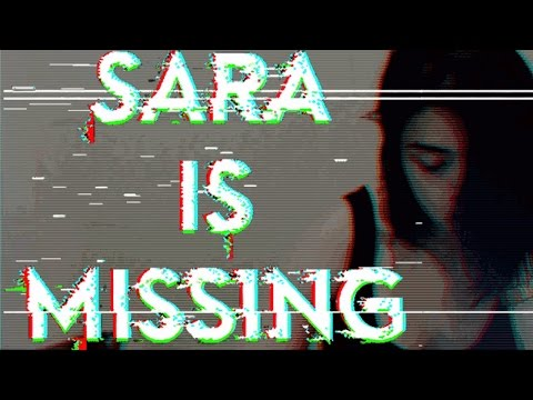 Sara is Missing S.I.M. - ( ALL ENDINGS ) Found Footage Horror Game, Manly Let's Play