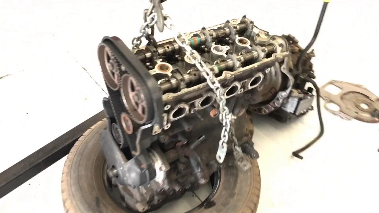 2001 Chrysler PT Cruiser Engine Swap Kauai Auto Repair