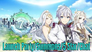 Epic Seven: How to start strong/14 Summons/Perfect Farm/Reputation