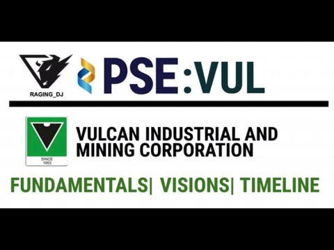Vulcan Industrial and Mining Corporation (PSE:VUL)  Fundamentals| Visions| Timeline