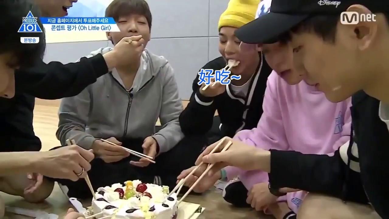 [中字] Produce 101 Season 2 - Oh Little Girl組 隱藏攝錄機 內心獨白 - YouTube