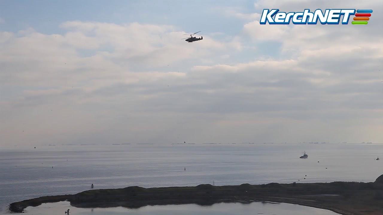 Керчь: Что происходит сейчас у Крымского моста