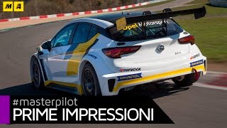 Opel Astra TCR 2016 Videos