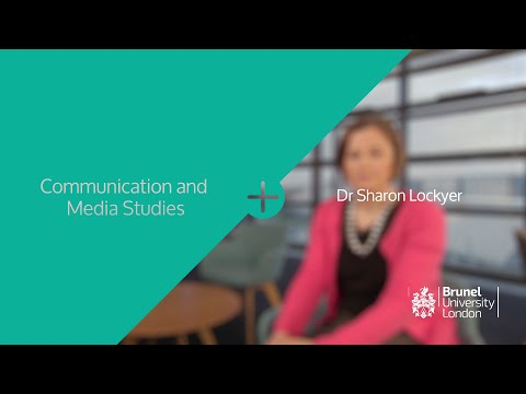 Communication And Media Studies BA | Brunel University London
