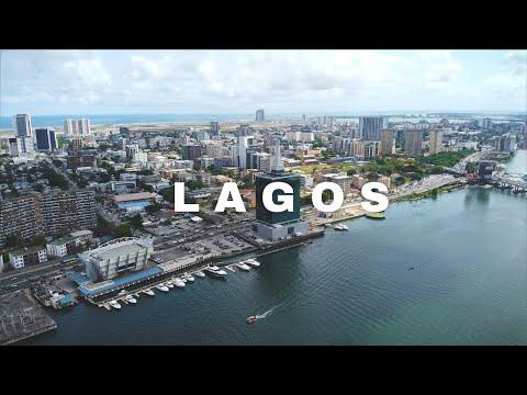 The New Lagos, Nigeria 2021