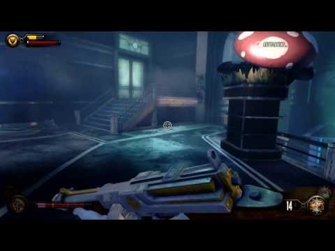 Bioshock Infinite Burial At Sea Ep 1 - Big Daddy