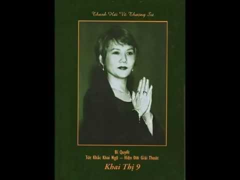 Bí Ẩn Của Siêu Thế Giới - Quyển Khai Thị 9 (bài 04) - Sư Phụ tại Liên Hiệp Quốc, Nữu Ước, Hoa Kỳ.